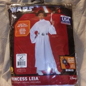 Rubie's Costumes - *StarWars* *Princess Leia* *Holloween* Costume